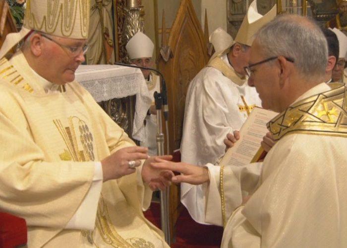 Mons. Sebastián Chico ya es Obispo auxiliar de la Diócesis de Cartagena