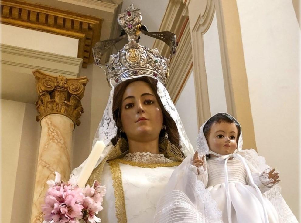 Convocatoria a los niños bautizados en 2019.
