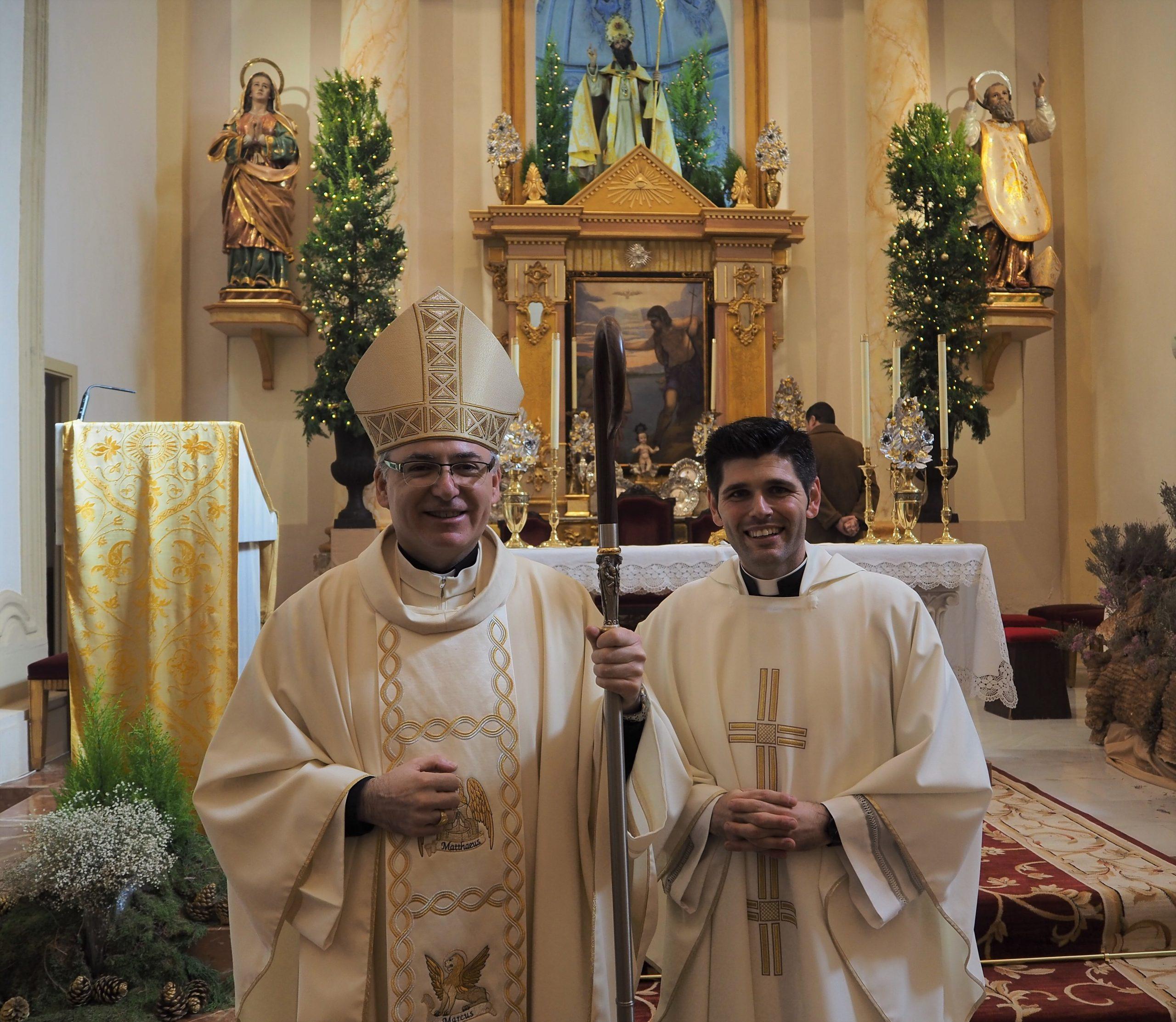 Crónica de la parroquia – Enero de 2020.