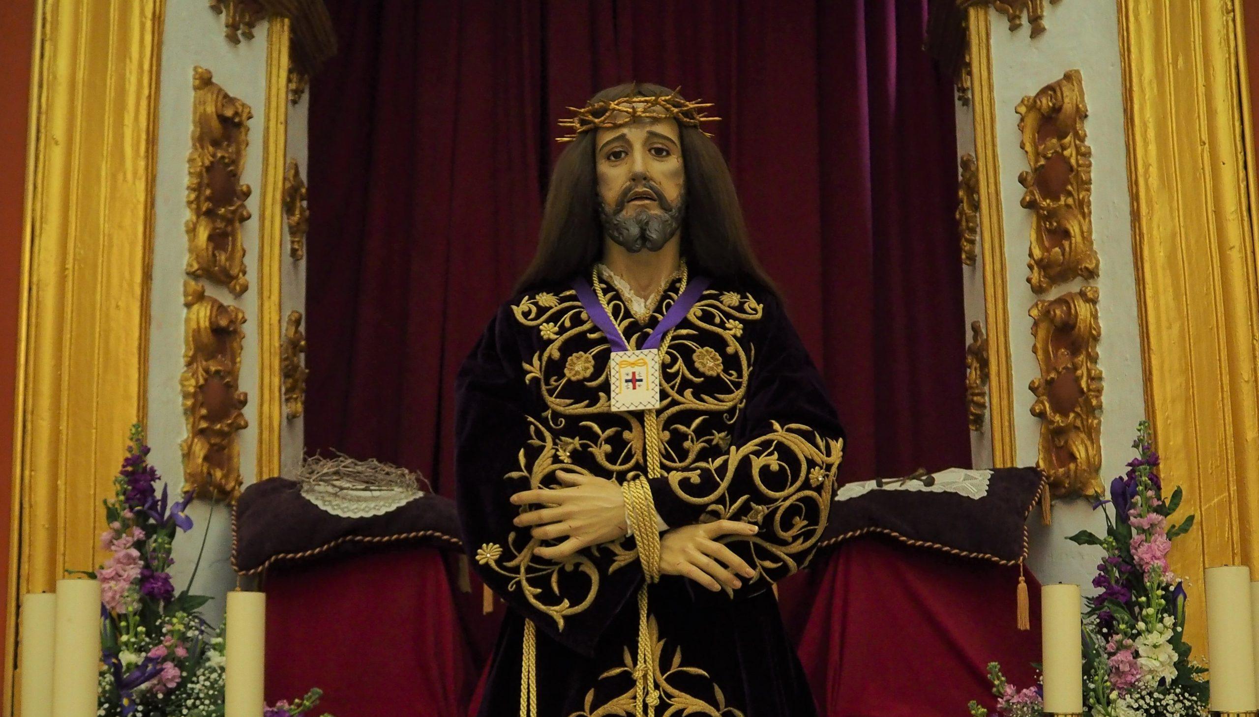 Solemne Besapié al Cristo de Medinaceli