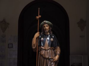 San Roque, santo protector de las epidemias