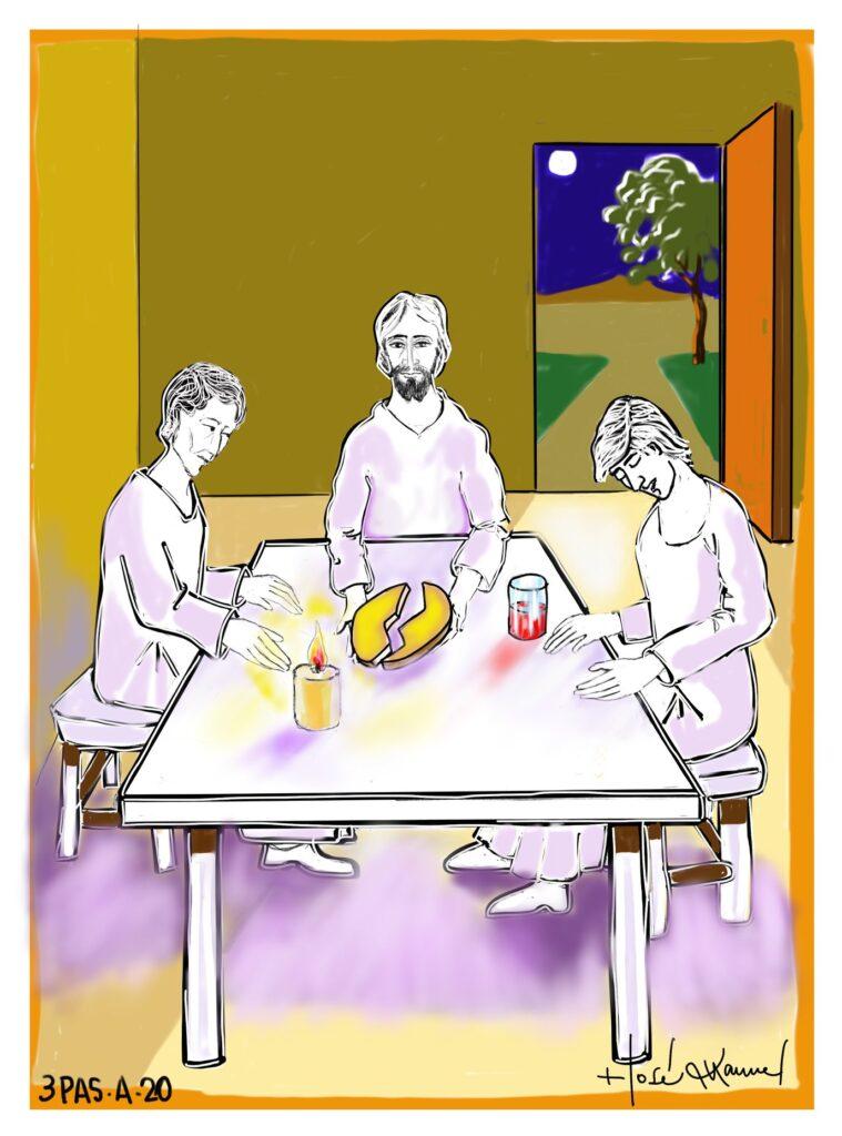Propósito de III Semana de Pascua: Rezar el Credo para creer en la Iglesia.