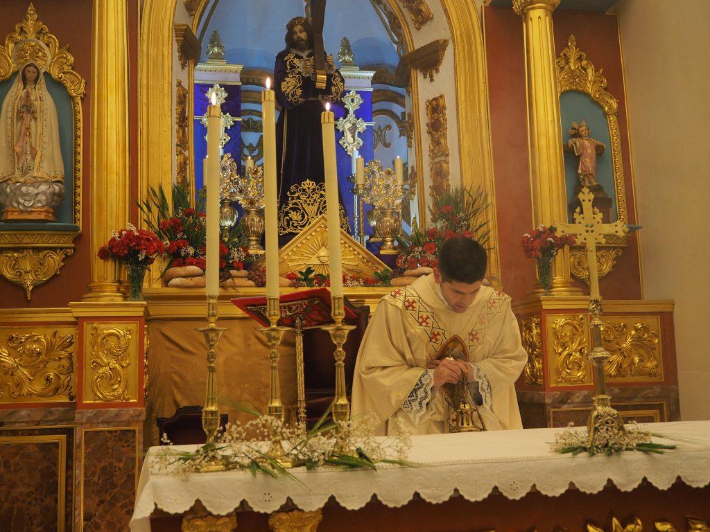 Mensaje con motivo del Triduo Pascual