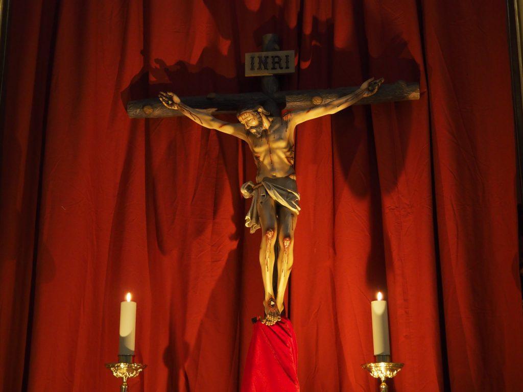 Crónica de la parroquia – Abril de 2020