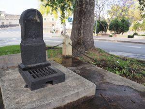 100 años de la fuente de D. José Maestre