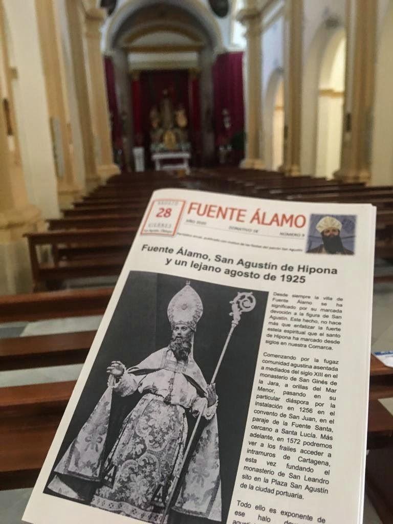 Se publica de nuevo el periódico «Fuente Álamo»