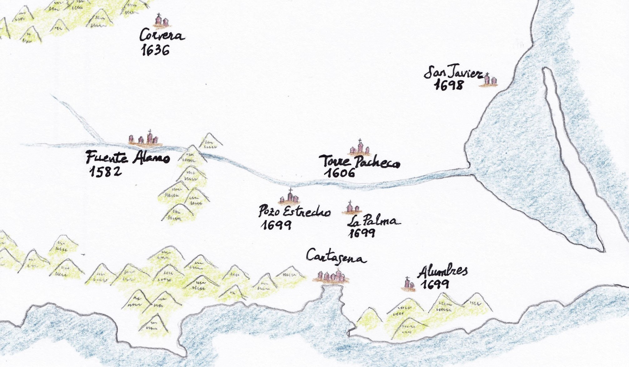475 años de historia de nuestra Parroquia