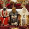 Los Reyes de Oriente visitan la parroquia
